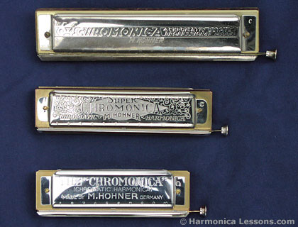 Which harmonica to buy- get a 10 hole diatonic harmonica in the key